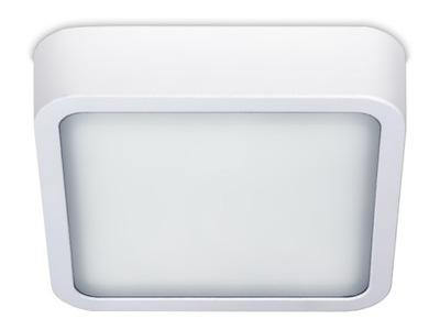 Plafoniera Led Tokar 12w 4000k : Half plafon a plafondy wc dosky dávkovače mydla sprchové tyče