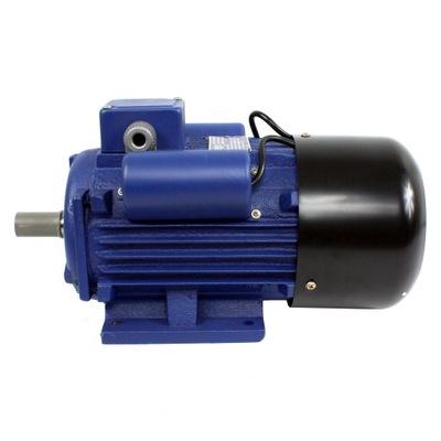 Kompresor, príslušenstvo - 1-fázový elektromotor 1,5 kW 1450 ot / min