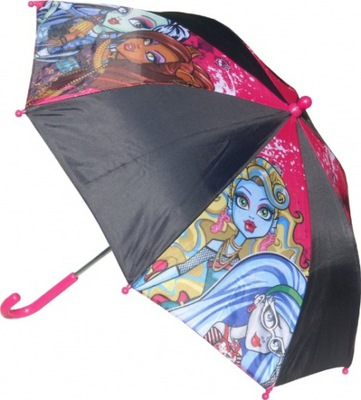 wyprzedaż     MONSTER HIGH parasol parasolka  4540