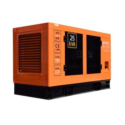 Приводимый в действие генераторная instagram 25kVA 20 квт 400В Новый