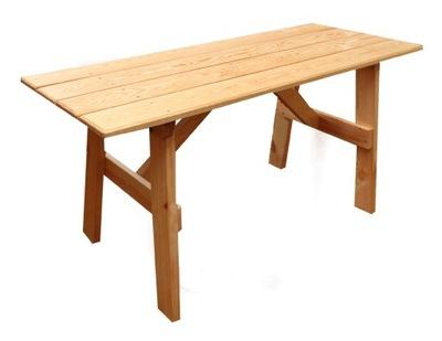 Lavička do záhrady Záhradný stôl Záchodová lavička 250x60 ARTUR NI