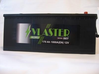 аккумулятор 170Ah 1000A 12V Новый 180Ah