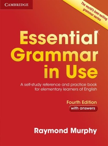 Essential Grammar in Use with Answers Murphy Raymo