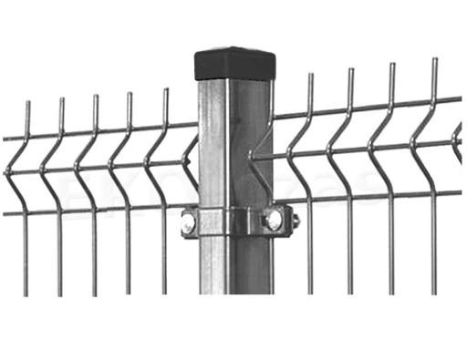 Kompletne Ogrodzenia Panelowe 153 Cm Ocynk 1 Mb 6358638877 Allegro Pl