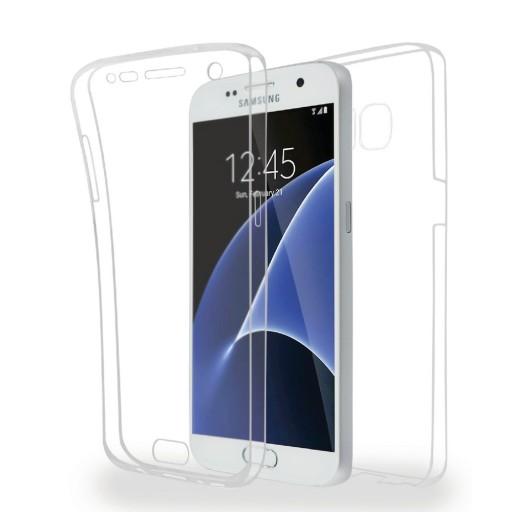 AZURI TPU ETUI Samsung Galaxy S7 przód+tył