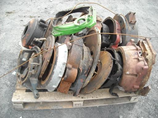 INTERMEDIATE ENGINE (VARIOUS TYPES)