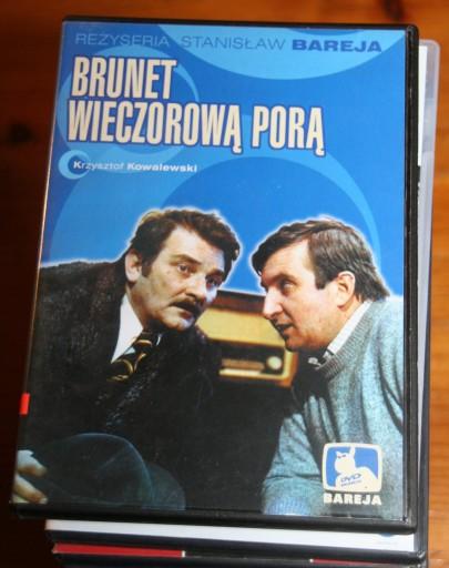 BRUNET WIECZOROWĄ PORĄ     DVD