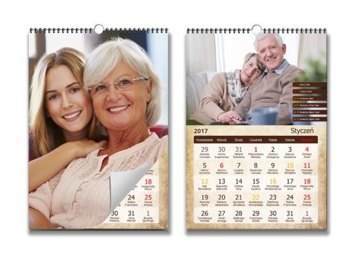 Foto Kalendarz A3 13kart Twoje Zdjecia Kalendarze 19 Zl Allegro Pl Raty 0 Darmowa Dostawa Ze Smart Gorzow Wielkopolski Stan Nowy Id Oferty 6582789092