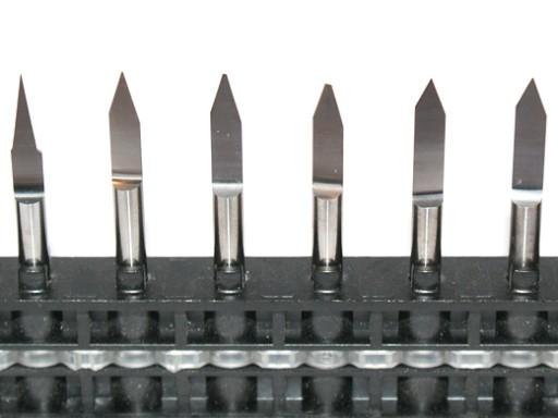 Frez Frezy VHM z węglika grawerski V-Type CNC