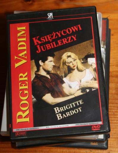 KSIĘŻYCOWI JUBILERZY     DVD