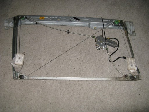 MECHANISM THE WINDOW RIGHT FRONT AUDI 80 B4 CABRIO COUPE