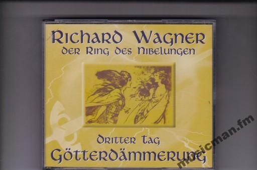 Wagner Der Ring Des Nibelungen 3 Tag  NEUHOLD 4CD