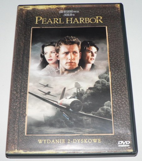 2xDVD - PEARL HARBOR (2001) - Alec Baldwin