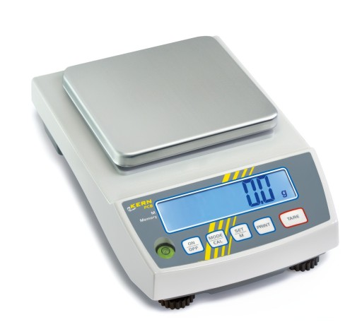 Waga precyzyjna KERN PCB 1000-1 do 1000 g d=0,1 g