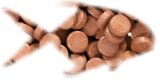 BASICTABLET - Tabletki PODSTAWOWE dla ryb - 50g