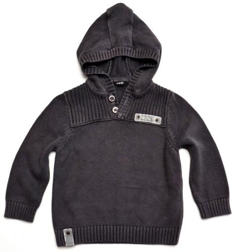 68* Stylowy sweterek chłopięcy  George  Boy  86