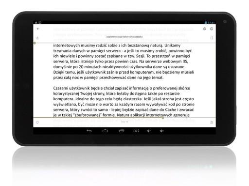 Czytnik Ebook 7 X27 X27 Dotyk Wifi 633 E Bookow 6557705567 Sklep Internetowy Agd Rtv Telefony Laptopy Allegro Pl
