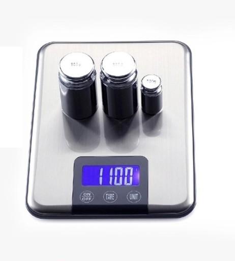 Waga Kuchenna Elektroniczna 10kg 1g 6596675509 Allegropl