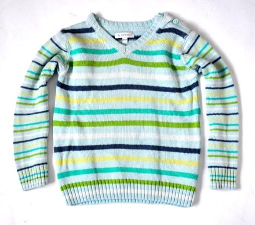 7301efbc34 IN EXTENSO Sweter Sweterek 92cm 18-24mc Kolorowy (7605725093 ...