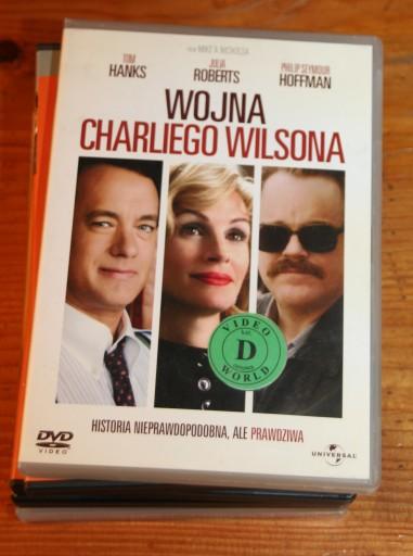 WOJNA CHARLIEGO WILSONA       DVD