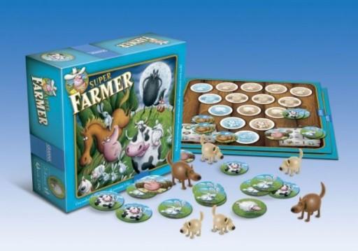 Superfarmer Delux Super Farmer De Lux Granna Gra 6713622822 Allegro Pl