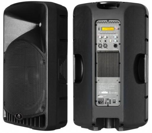 Novox NV12 NV 12 NV-12 Kolumna Aktywna Audio Krys
