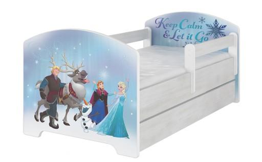 łóżko Dziecięce Dla Dziecka 140x70 Baby Boo Disney