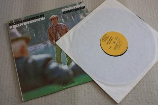 KEITH BARBOUR Echo Park PROMO USA Press. LP MINT-