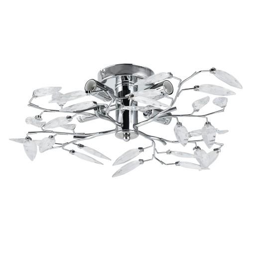 Lampa Sufitowa Kira Luxpro Plafon żyrandol E14