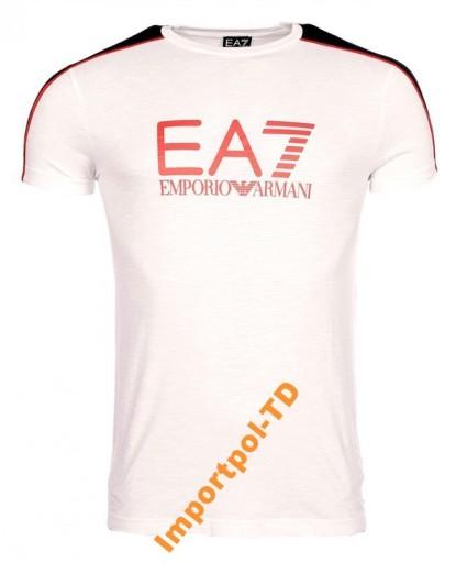 EA7 Emporio Armani koszulka T-Shirt roz: L 10664237225 Odzież Męska T-shirty MK SRPAMK-9