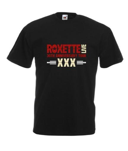 KOSZULKA MĘSKA ROXETTE KONCERT WZORY 10652766587 Odzież Męska T-shirty RC YCRIRC-4