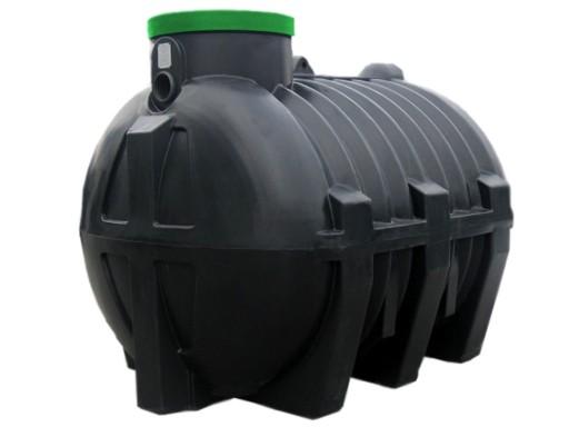 Zbiornik 3000 litrów na deszczówkę wodę szambo