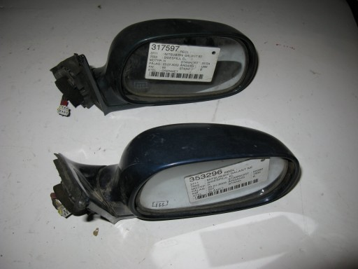 MITSUBISHI GALANT MIRROR RIGHT 93- COLLECTIONS