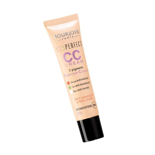BOURJOIS 123 PERFECT CC CREAM KREM CC 31 IVORY 6430875851