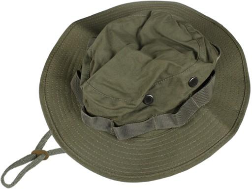 KAPELUSZ US ARMY BOONIE HAT - ZIELONY OLIV - XXL 7258550120 - Allegro.pl 389ed1146ebd