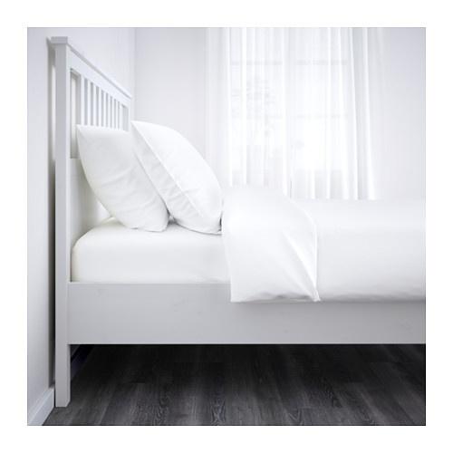 Ikea Rama łóżka 160x200 Belka Hemnes Skorva
