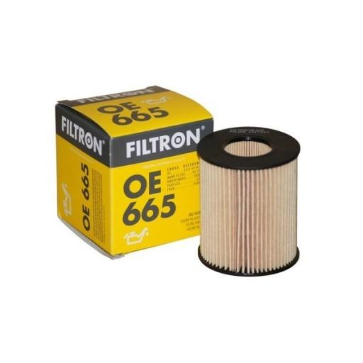 FILTRON filtr oleju OE665 Mondeo S-Max Mazda 6