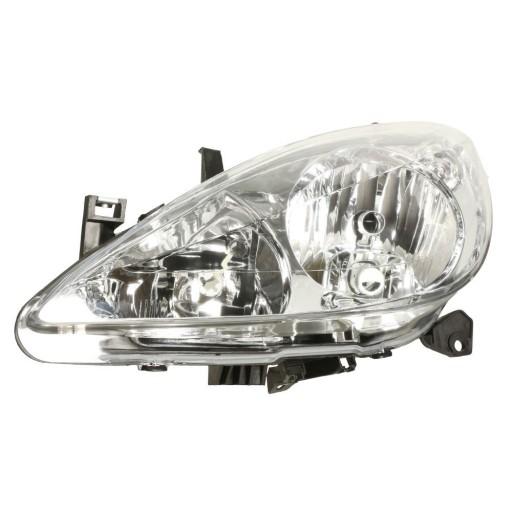 REFLEKTOR LAMPA TYC PEUGEOT 307 (3A/C)