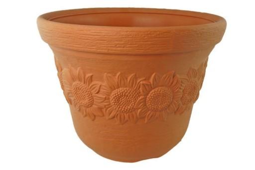 Duza Donica Sunny 46 Doniczka 46cm Jak Ceramiczna