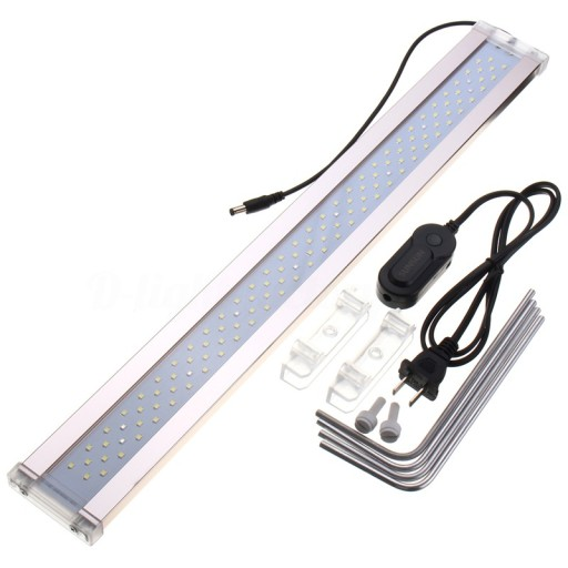 Lampa Do Akwarium 112l Ledowa Diody Led 28w