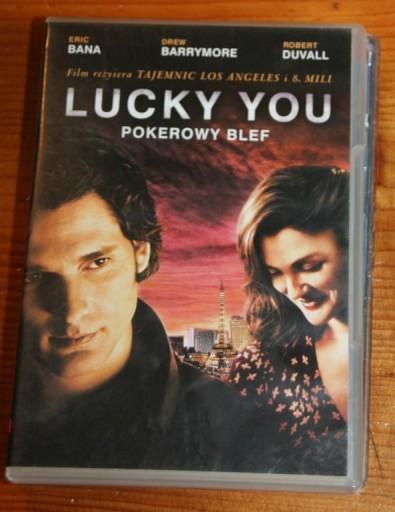 POKEROWY BLEF     DVD