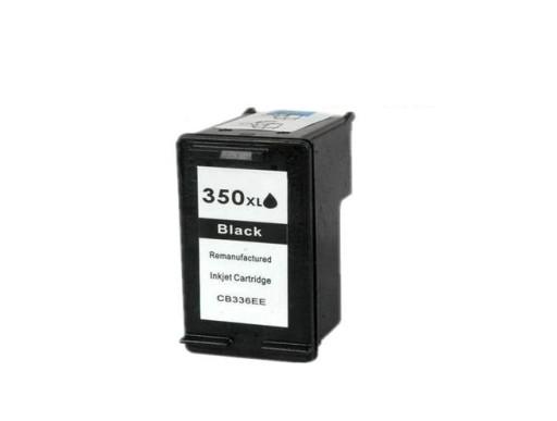 Tusz 350XL zamiennik CB336EE do drukarek HP czarny