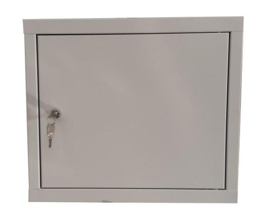 Metalowa szafka szafa na 5x segregatory dokumenty