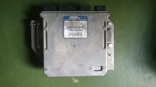 MERCEDES W210 96r STEROWNIK SILNIKA A0195459432
