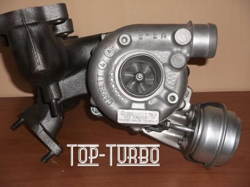 TURBOSPRĘŻARKA TURBINA VW BORA 1.9 TDI 90 KM