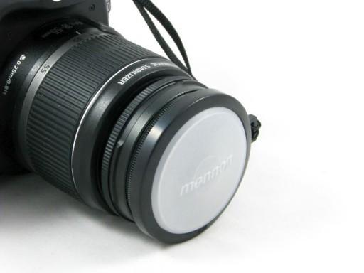 DEKIELEK Filtr WB 67mm CANON 7D MK II 50D 40D 30D