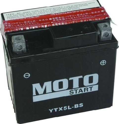 MOTO STARTAS YTX5L-BS CTX5L-BS KTM POLARIS VARIKLIS FV