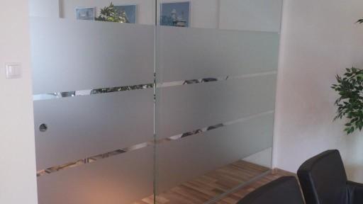 Opti Frost Folia Dekoracyjna Piaskowane Szkło