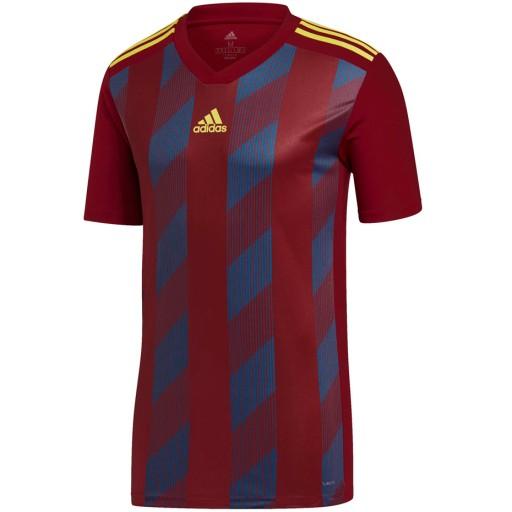 Męska Koszulka Piłkarska Adidas Striped 19 (DP3203)