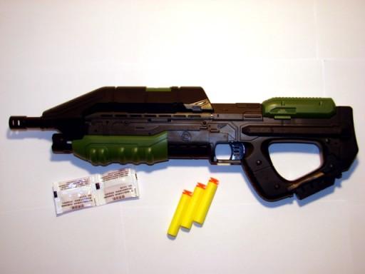 Pistolet Kosmiczny Z Gry Halo Pistolety Karabin 7313761668 Allegro Pl